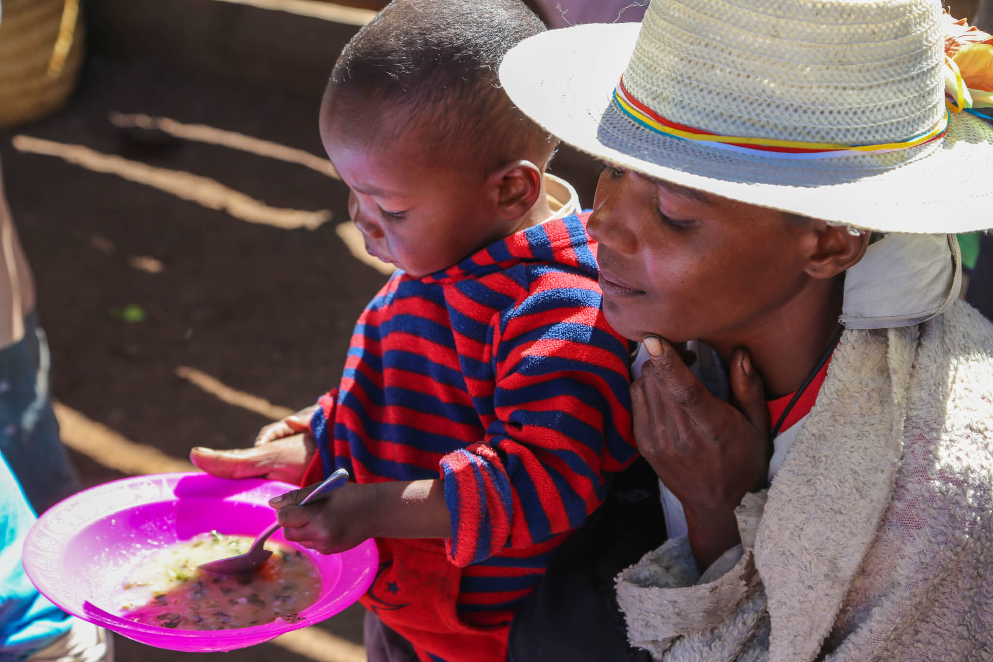 The Power of Nutrition is an innovative charitable foundation