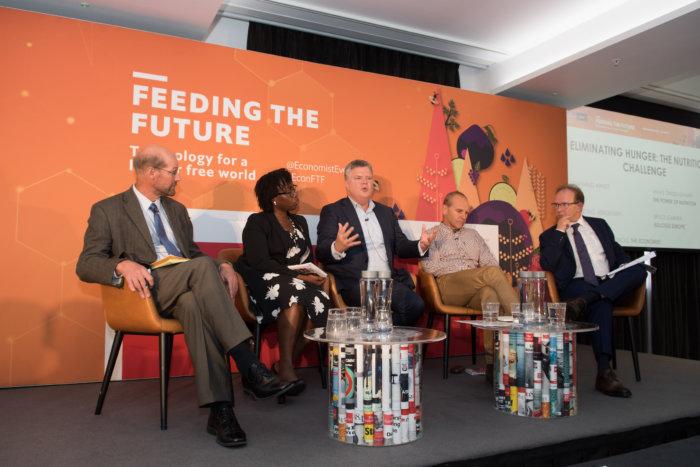 Economist event 2019 - panel